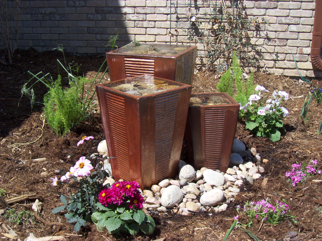 How-to: Construct an Overflow Fountain