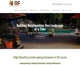 landscaping st louis
