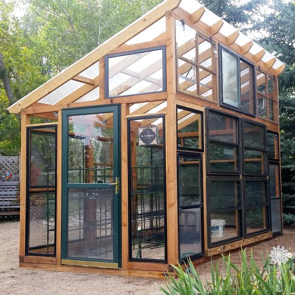 Stephanie's Greenhouse