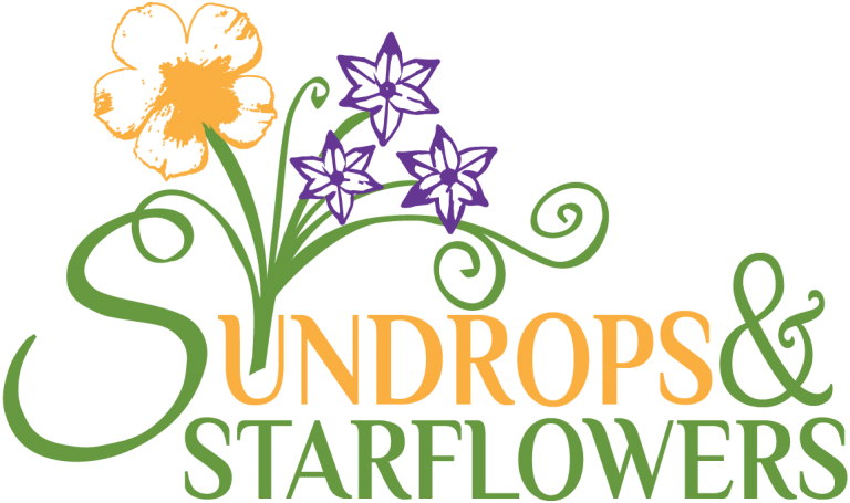 Sundrops & Starflowers Logo
